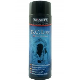 McNett B.C. LIFE 250 ML DETERGENTE PER LAVAGGIO GAV CLEANER & CONDITIONER FOR JACKET