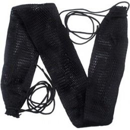 Nylon Cylinder Protection Net for 7 l 140 mm diameter BLACK