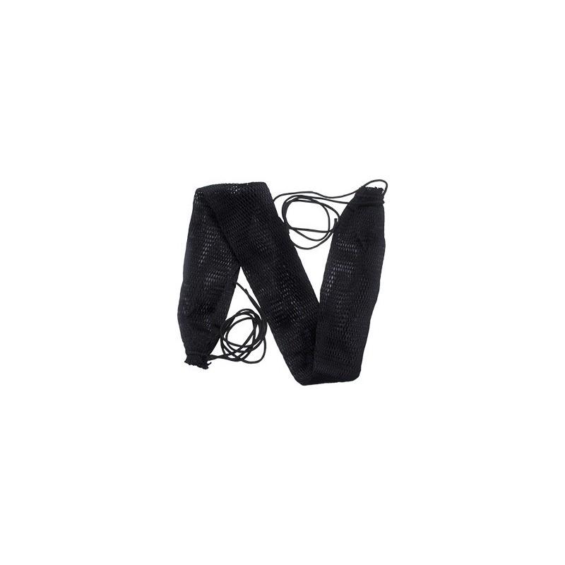Nylon Cylinder Protection Net for 7 l 140 mm diameter BLACK