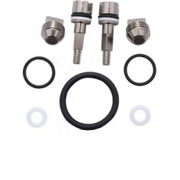 Valve Spare Part Kit for 70007 V- Valve fixed Outlet O2 clean
