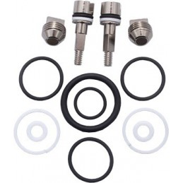 Valve Spare Part Kit for 70008 Valve w. 2nd Outlet O2 clean
