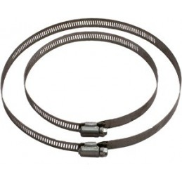 Hose Clamp SS for 80 cf Aluminum Cylinders