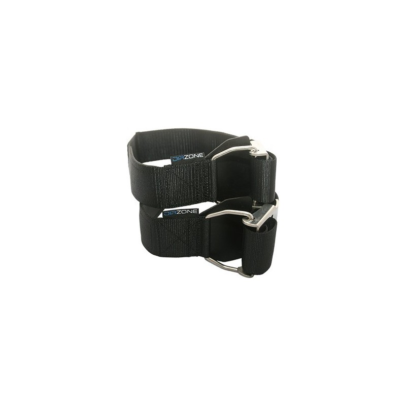 DZ Tank Bands with SS Cam Buckles ( Pair)