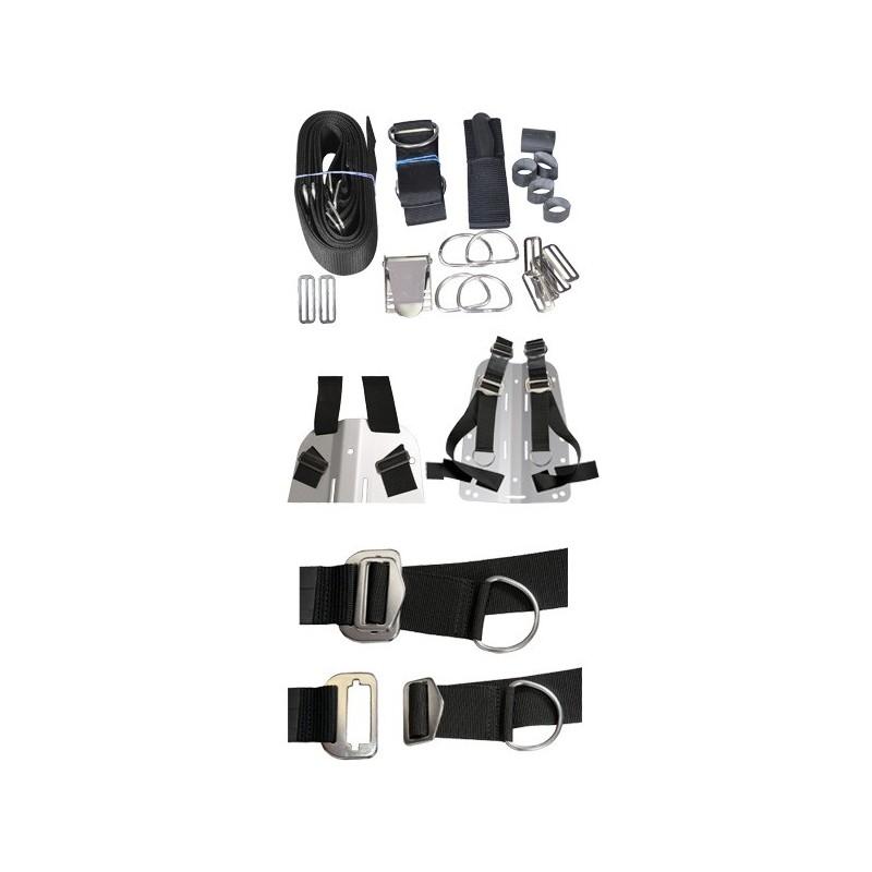 Harness DZ including Hardware ADJUSTABLE