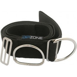 Crotch Strap DZ with D- rings and Belt Stops