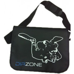 DIR ZONE Computer Bag Small Logo