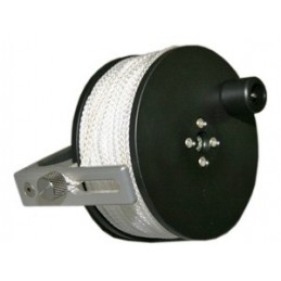 Reel DIR ZONE ca 120 m with 120 mm SS double ender
