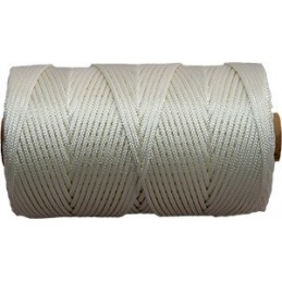 Caveline PES, ca. 200 m Spool, 1.5 mm , braided