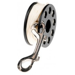 DIR ZONE Spool 30 Complete ca 16 m w.100 mm SS double ender