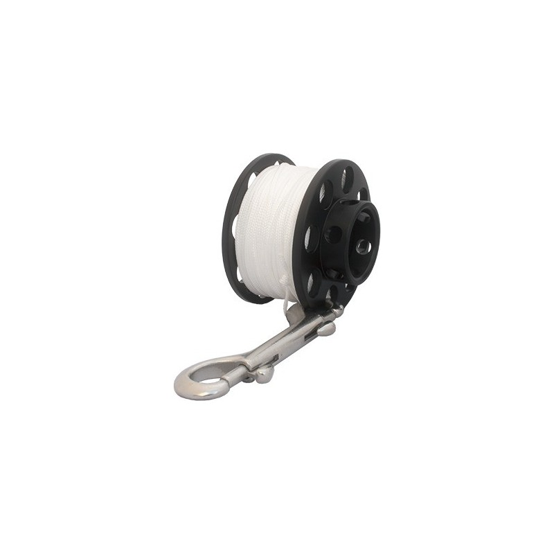 DIR ZONE Coldwater Spool 30 m w.100 mm SS double ender