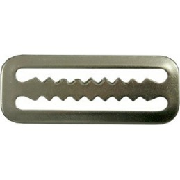 Belt Stop SS Serrated for Harness