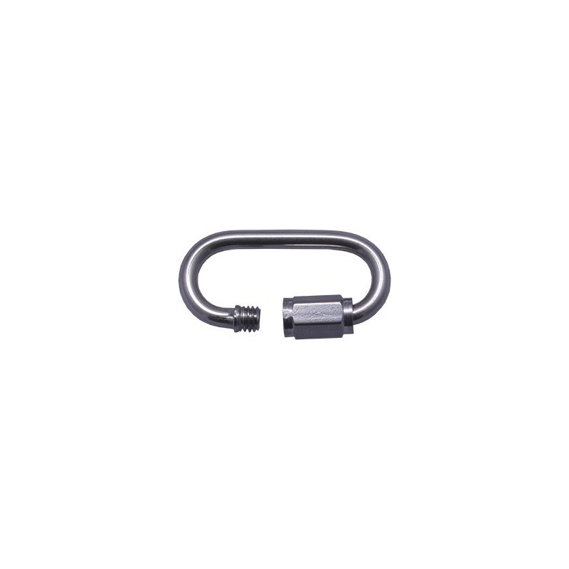 Quick Link SS - 36x17 mm, opening max. 5 mm