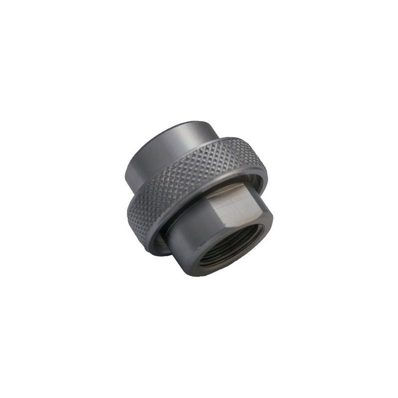 Adapter Edelgas 230 bar female -G5/8 230 bar female
