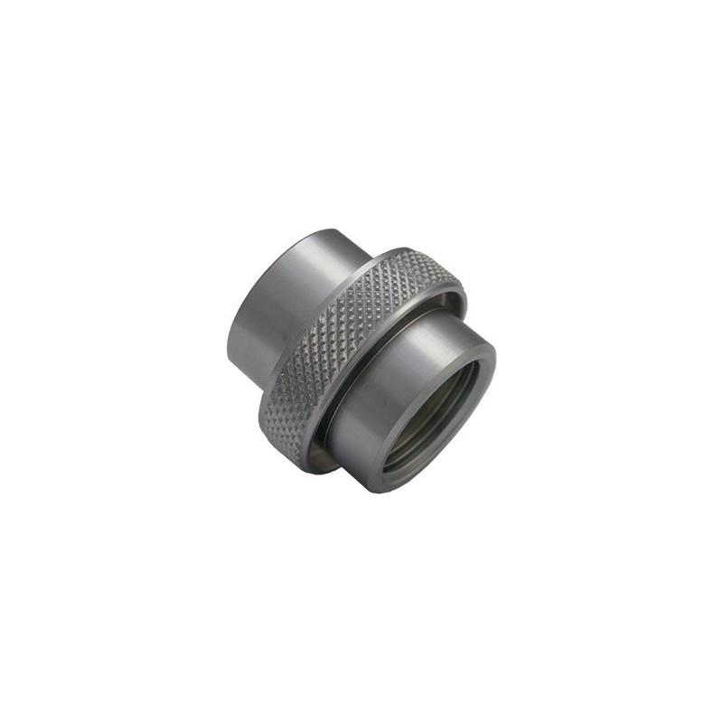 Adapter O2 230 bar female - G5/8 230 bar female
