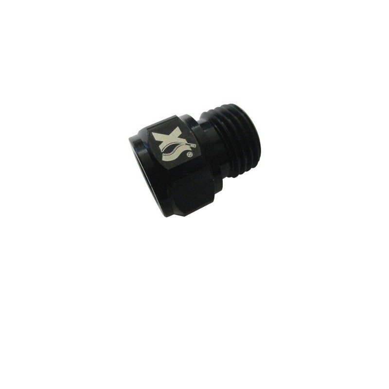 Reg Hose to Reg Hose Adapter female 3/8""