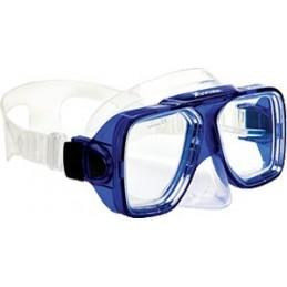 Mask 2 Glass Metro Black Silicone