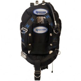 BCD HALCYON FOR SINGLE TANK ECLIPSE OR INFINITY
