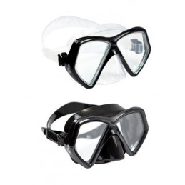MASK BRUTE BLACK FRAME DOUBLE LENS HIGHLAND
