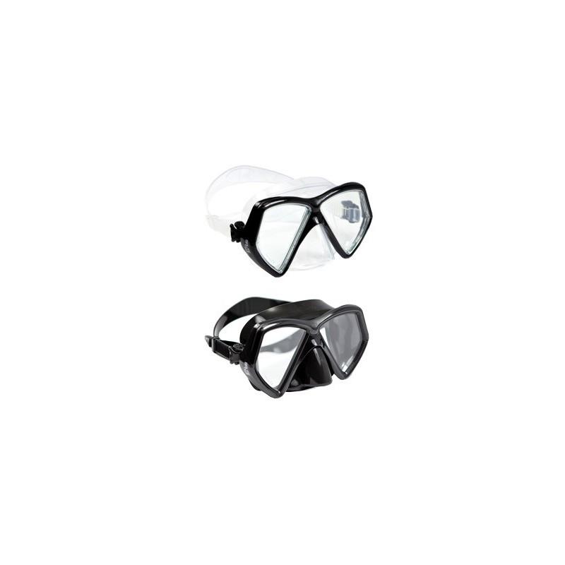 Brute Mask Tec Style Black Silicone Trasparente