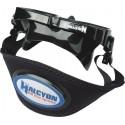 Halcyon mask Slap-StrapTM Logo Blu (maschera non inclusa)