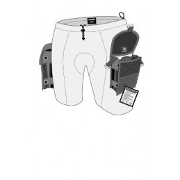 Highland Neoprene Pocket Shorts - SMALL