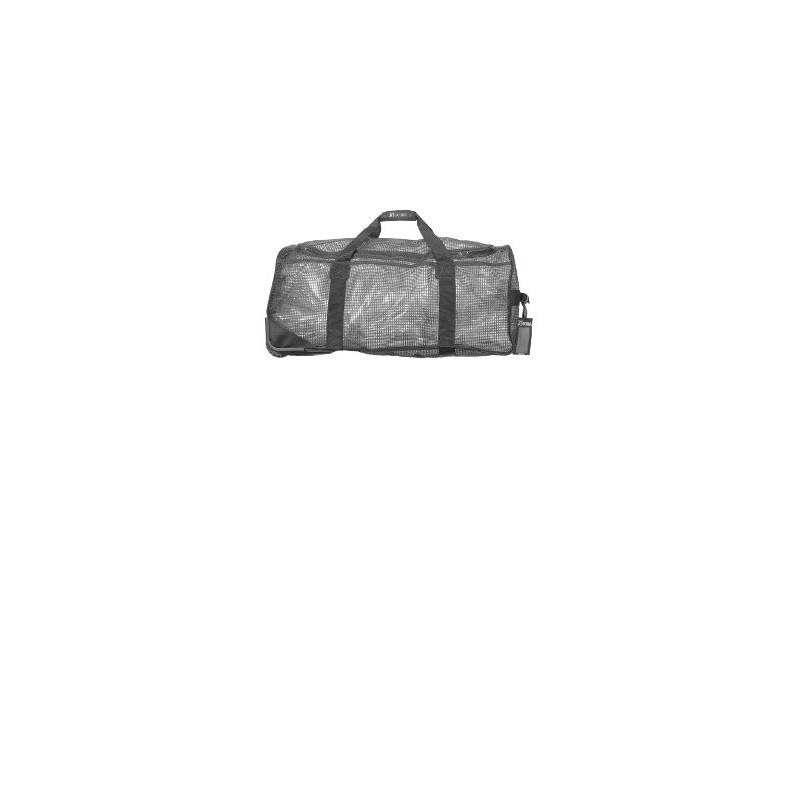 0c9d22f3c4cd XS SCUBA WHEELED MESH DUFFLE GEAR BAG