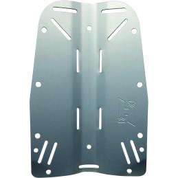 Schienalino in Alluminio Halcyon Nudo