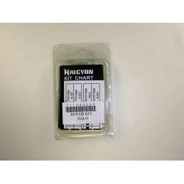 HALCYON HALO SECOND STAGE ANNUAL SERVICE KIT