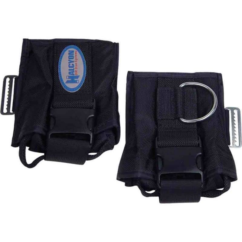 Traveler MC System ACB Upgrade Kit - includes ACB pockets (2,3 kg - 5 lb per side), attachment webbing tabs and bolt kit