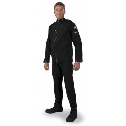 MUTA STAGNA DUI CF 200 IN NEOPRENE NERA DRY SUIT