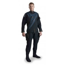 MUTA STAGNA DUI CF 200 IN NEOPRENE BLUE NAVY DRY SUIT