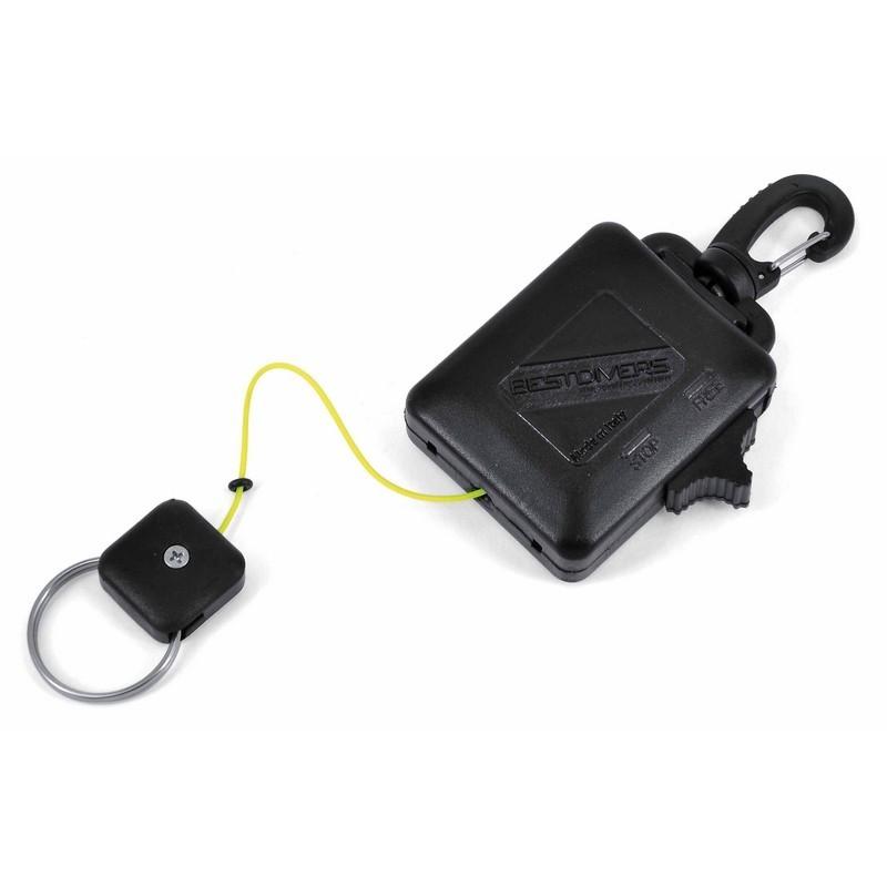 RETRACTOR LOCK cavo Dyneema 65x55x20 mm