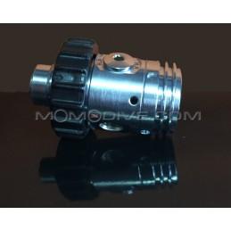 F6 - Erogatore MINI Argon DIN 230 Bar+HP Scubatec