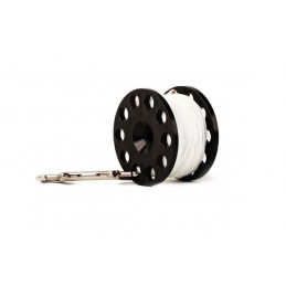 SPOOL DEFENDER PRO HALCYON WITH STAINLESS STEEL DOUBLE ENDER