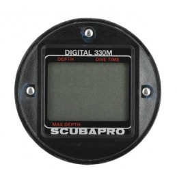 SCUBAPRO Bottom Timer 300 m NEW MODEL Casing Only