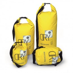 BEST DIVERS SACCO STAGNO GIALLO CON TRACOLLA DRY BAG YELLOW WITH SHOULDER STRAP