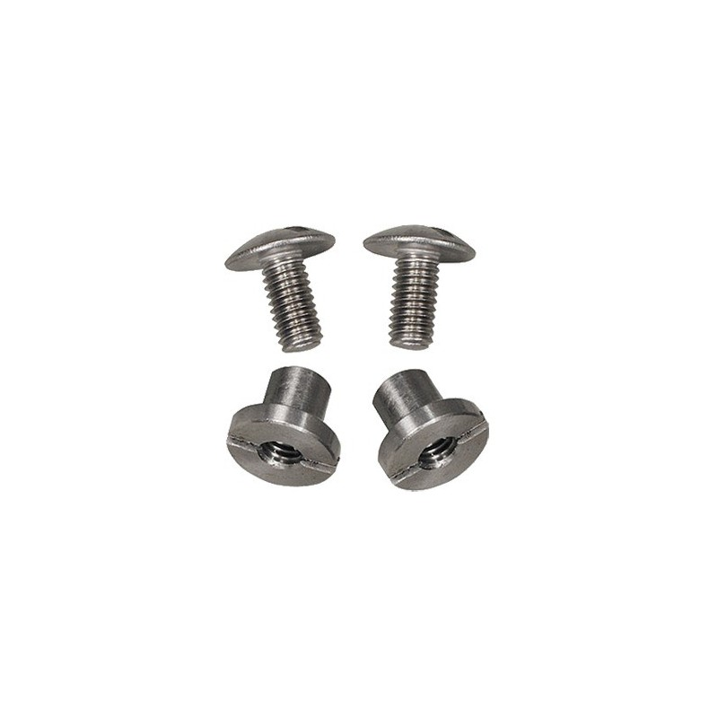DZ Screw Set of 2 for Weighting System/ Argon Straps 6 cf
