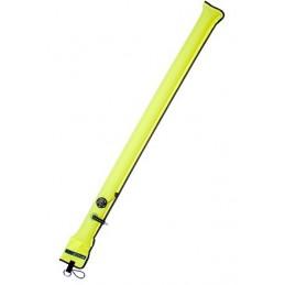 Divers Alert Marker 120 cm CC PRO YELLOW SMALL OPV