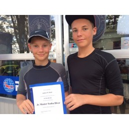 Junior Master Scuba Diver (età 12-14)