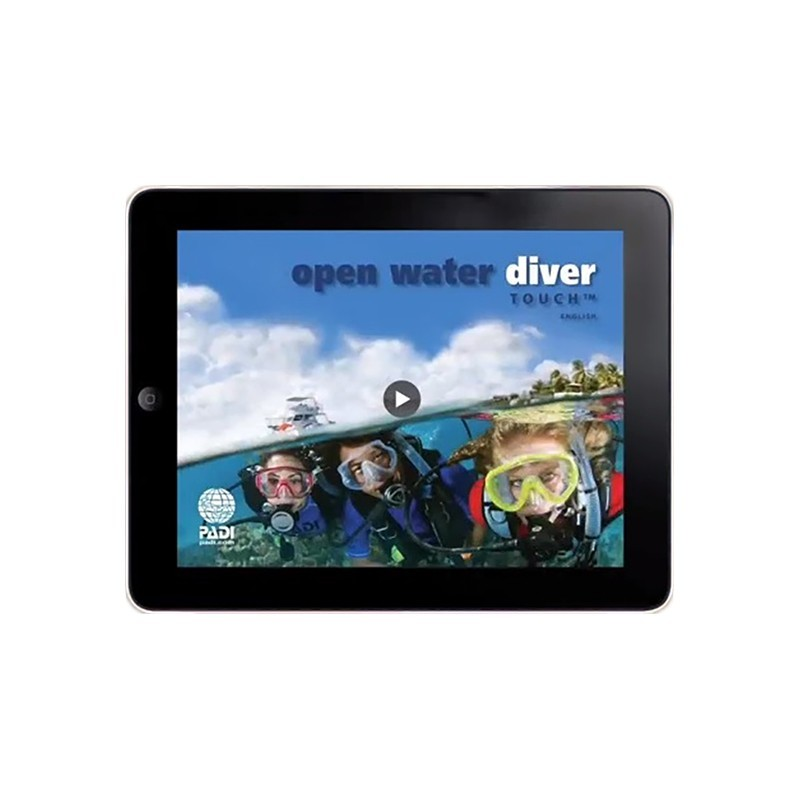 CORSO PADI OPEN WATER DIVER TOUCH