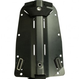 40 lbs (18,1 kg) Element MC System with CF backplate AL hardware