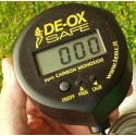 DEOX SAFE CARBON MONOXIDE WITH ALARMS, OPEN COLLECTOR, 4-20MA OUTPUT.