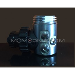 FIRST STAGE F40 SCUBATEC BALLANCED ENVIROMENTALLY DRY SEALED SYSTEM REGULATOR DIN M25X2 G5/8 232 OR 300 BAR