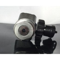 FIRST STAGE F6 SCUBATEC BALLANCED PISTON REGULATOR DIN M25X2 G5/8 FOR ARGON USE 232 BAR WITH HP PORT