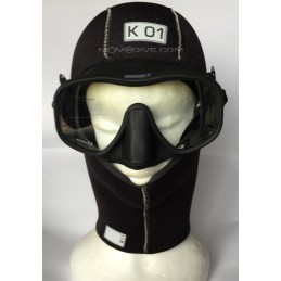 K01 CAPPUCCIO IN NEOPRENE 5 MM SPYDER HOOD K01