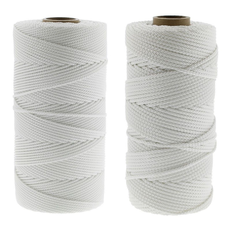 HALCYON SPOOL WITH Braided Nylon Line 2,0 MM DIAMETER, 24, length apPROx. 220 m