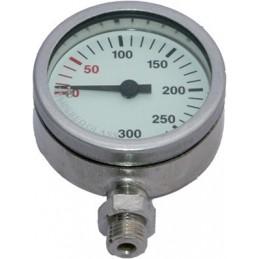 SPG 63 mm 0-300 Bar, Tempered Glass