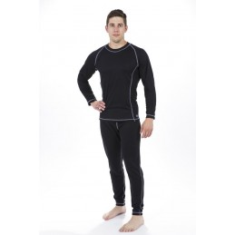 DUI ECO DIVEWEAR POLARTEC DRY BASE LAYER MEN