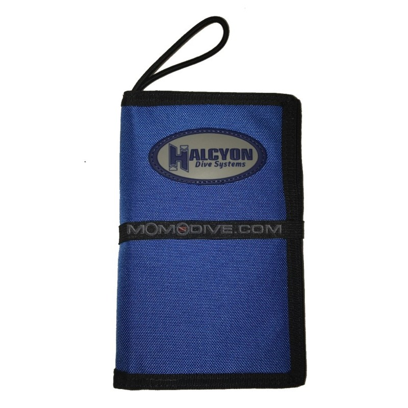 WETNOTES HALCYON DIVER'S NOTEBOOK LIMITED EDITION BLU