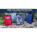 WETNOTES HALCYON DIVER'S NOTEBOOK LIMITED EDITION